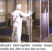 AirLock Enclosure Systems - Installation