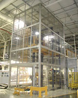 AirLock Pre-Fabricated Walls