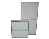 SlimLine Low-Profile High Efficiency Particulate Air (HEPA) Filter Modules