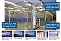 AirBlock Softwall Systems - Construction